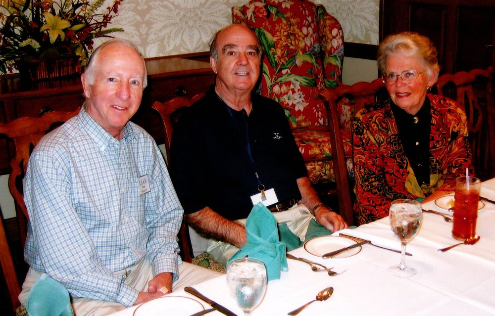 DON WILLIAMS, BOB WENZEL, CAROL GAULT