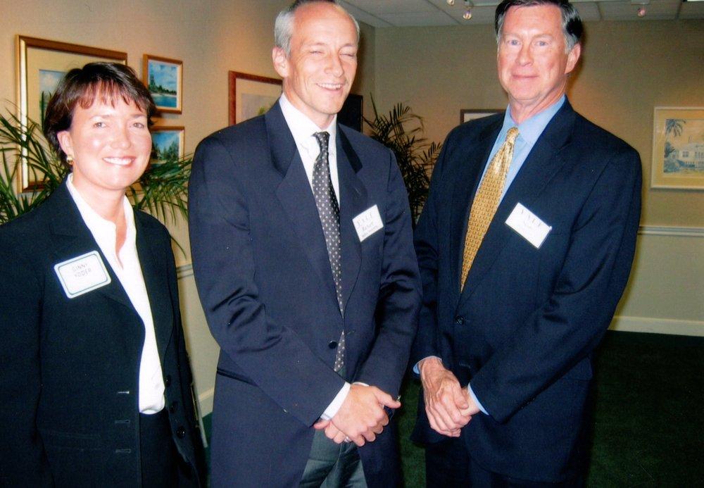 GINNY YODER, RICHARD MOLLOY, SCOTT HERSTIN