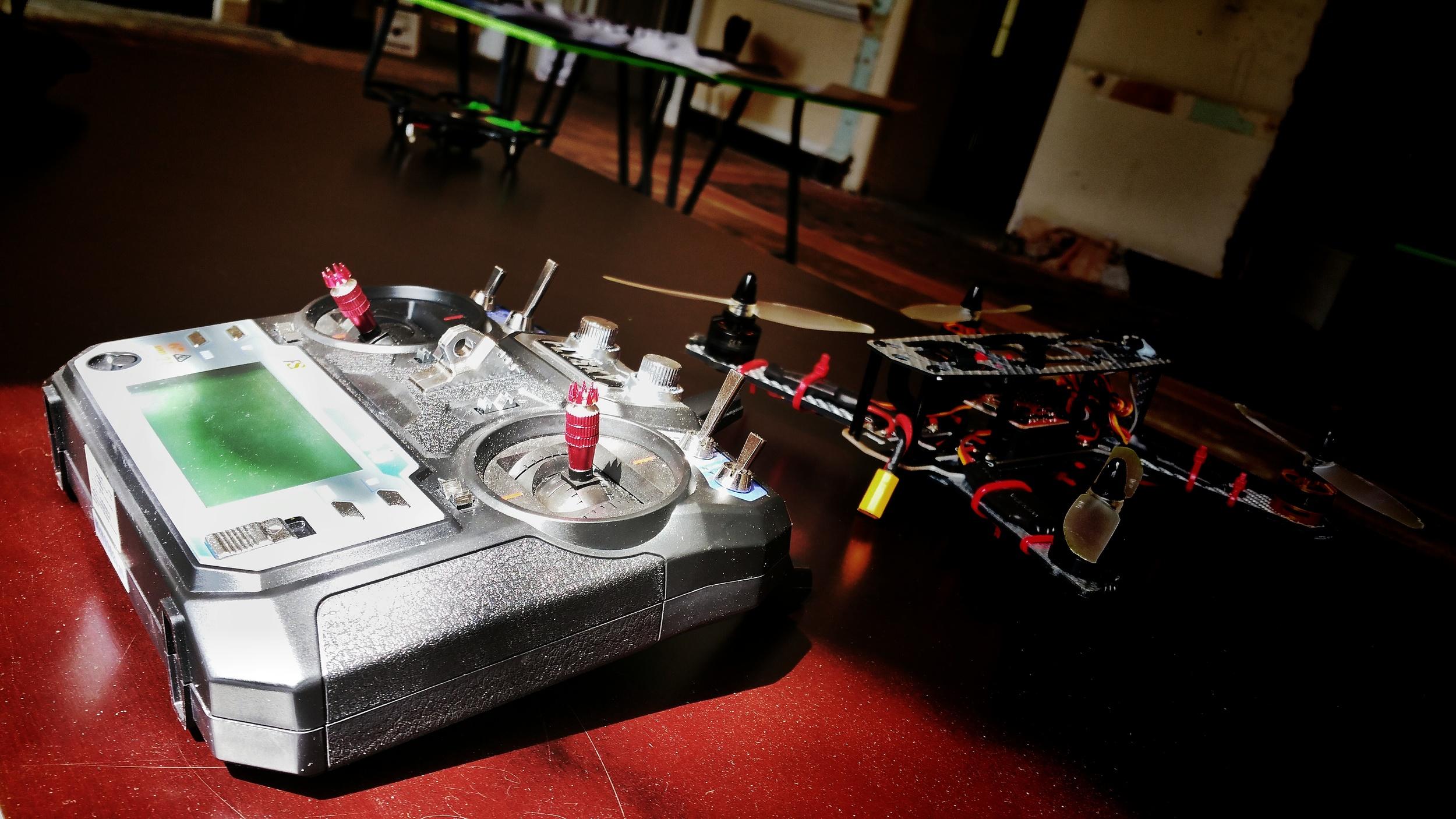 dronexpro livraison