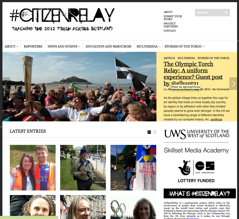 #citizenrelay