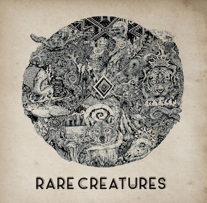 Rare Creatures LP