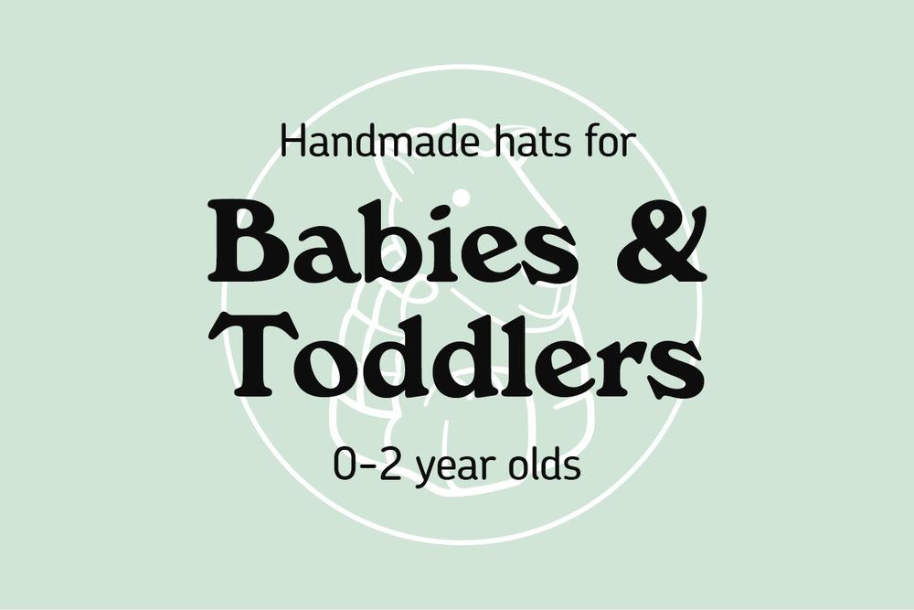WoollenTop, Handmade Hats for Babies & Toddlers from Woollen Top.