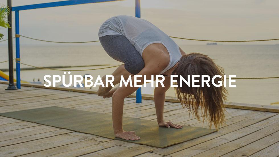 Von Yogalehrern und begeisterten Yogis entwickelt, damit du dich so kraftvoll vie nie zuvor fühlst.