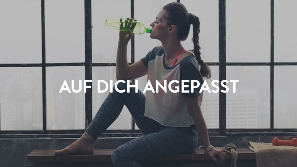 Immer und überall Yoga machen