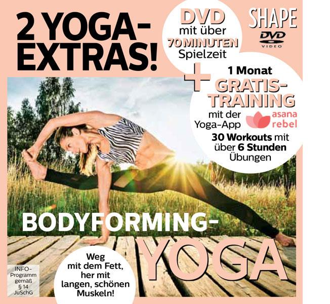 Model und Yogalehrerin: Zeynep Doenmez, Foto: @ David Ortner