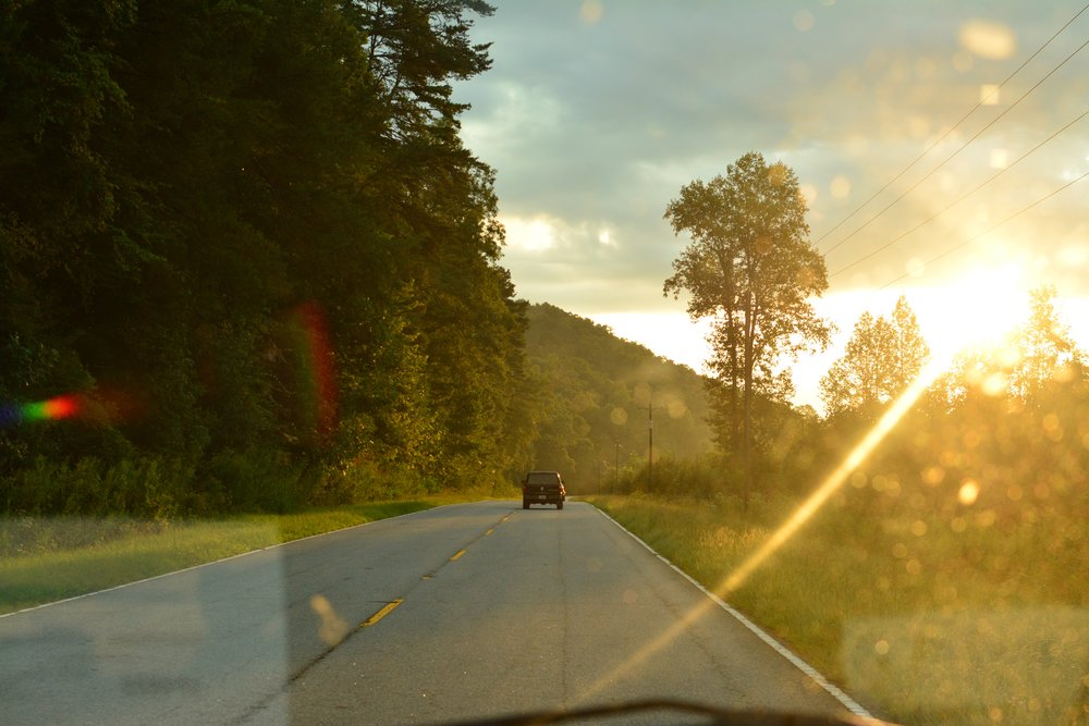 also, the ride back down the mountain was flawless.