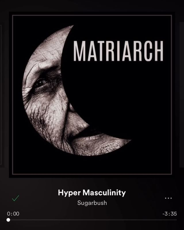 Sound on!! A full recording from our hidden track on the album. 🔈 We thought maybe we could use this Hyper Masculinity reminder this morning. Swipe left 👉🏼 to keep listening 👂🏼🎶