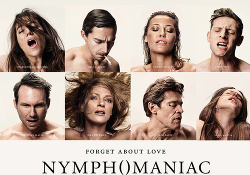 "ON NOT GETTING IT / A REVIEW OF ""NYMPHOMANIAC"" /  BRIGHT WALL- DARKROOM / 2014"