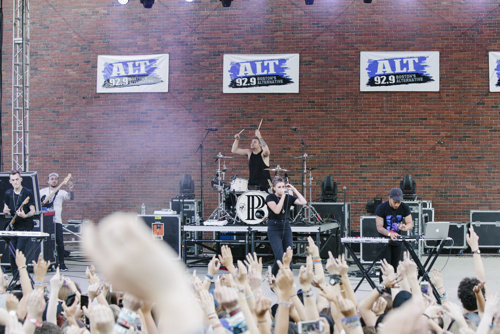 PVRIS for 92.9 ALT Boston