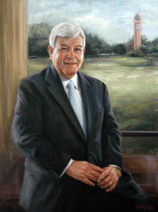 Dr. Alvin Austin, President, LeTourneau University