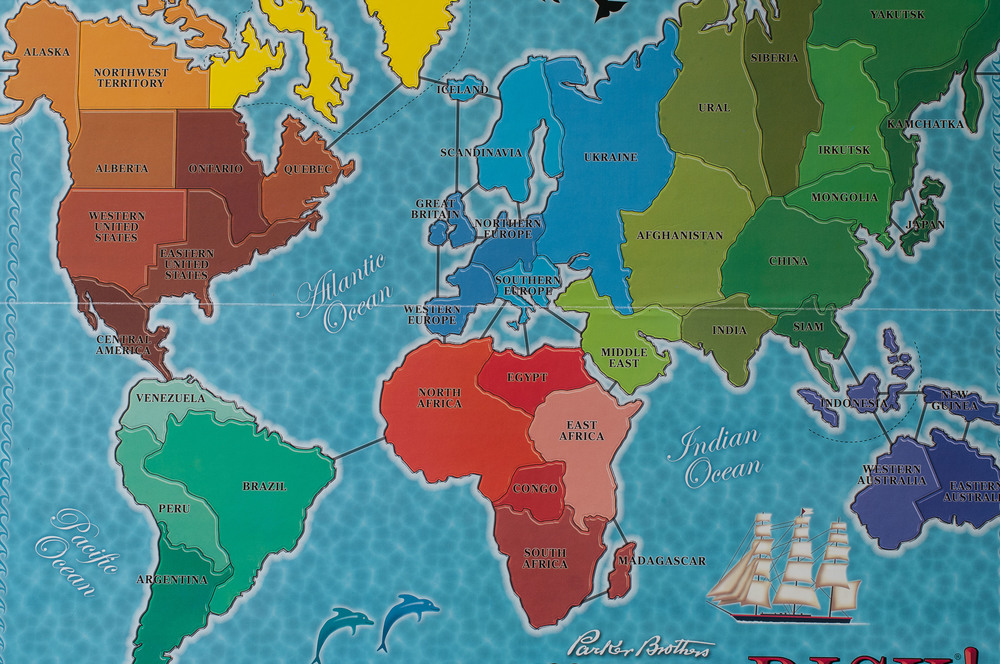 Risk the classic board game jdhayes game objective gumiabroncs Image collections