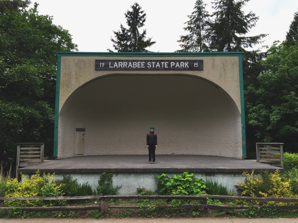 Larrabee State Park, WA