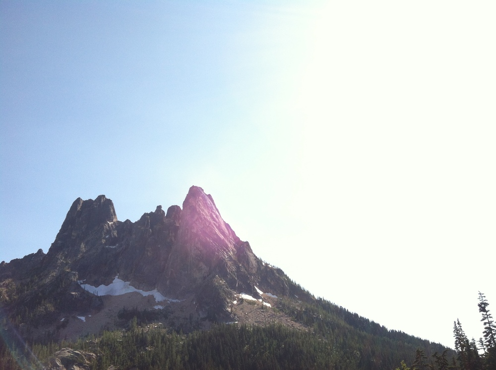 Liberty Bell - Washington Pass, WA