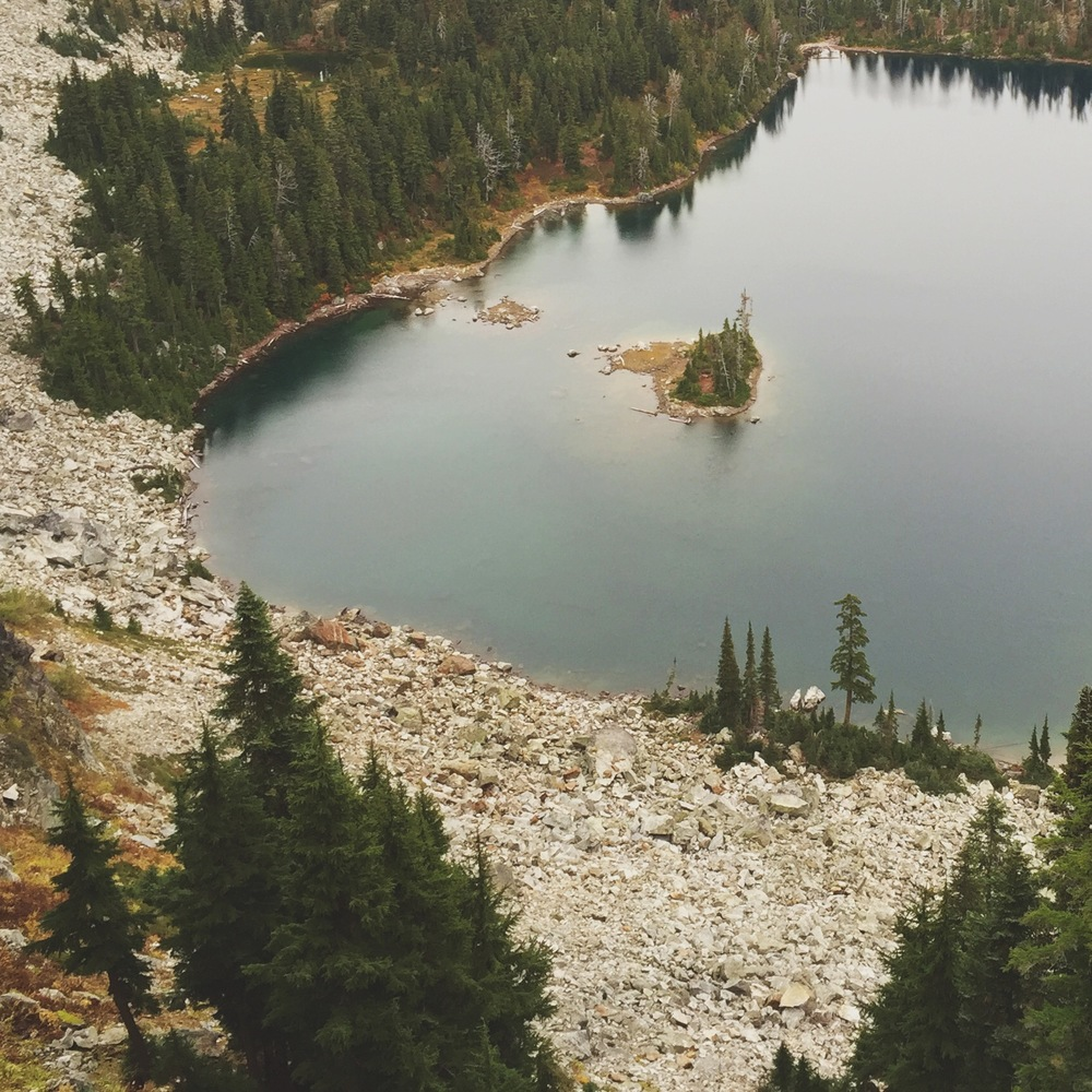 Theseus Lake, WA