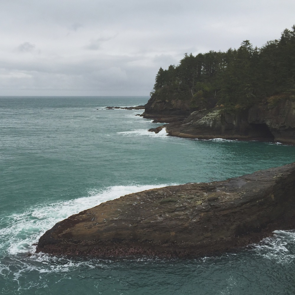 Cape Flattery - Olympic Peninsula, WA