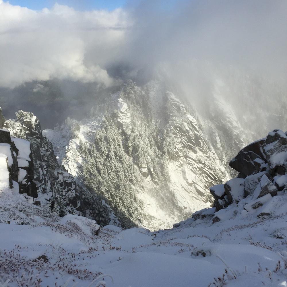 Mt. Pilchuck, WA