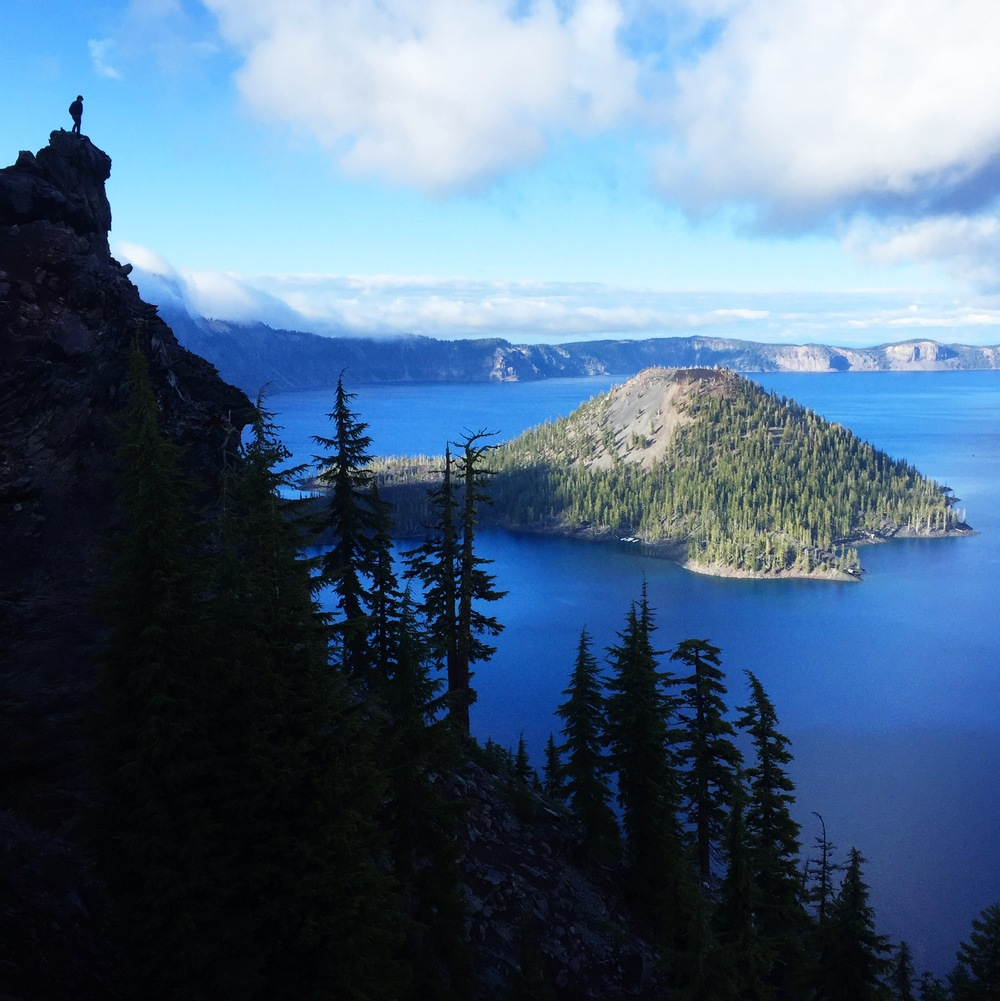 Crater Lake Nat'l Park, OR