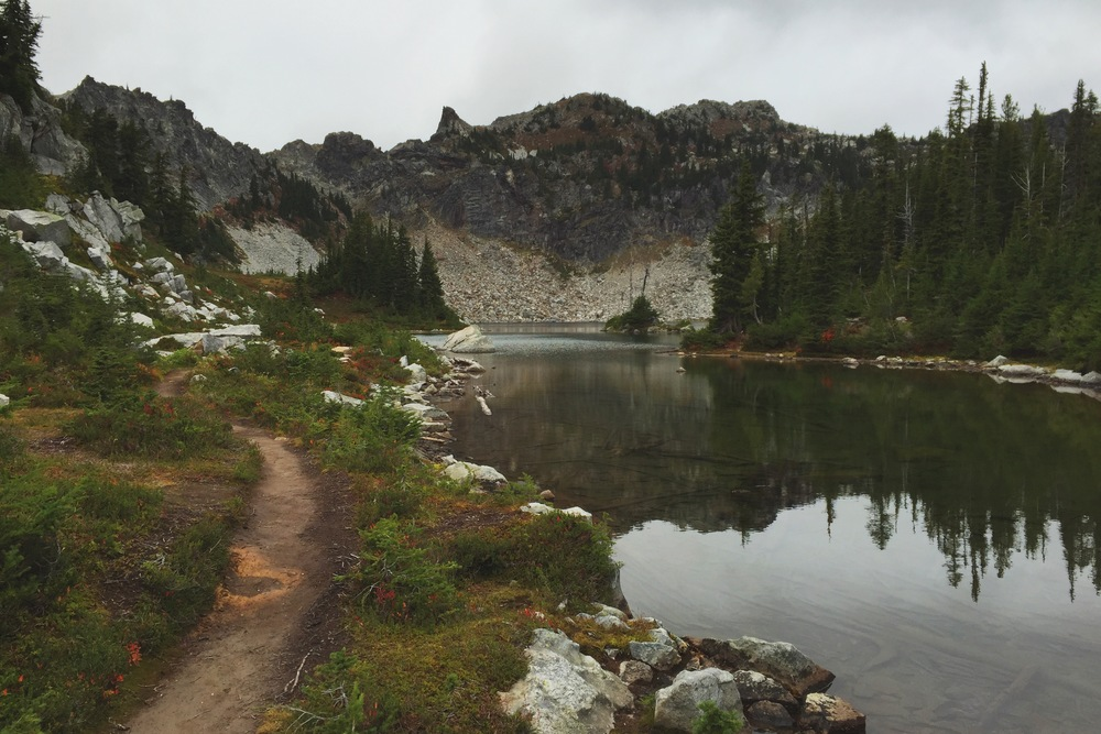 Minotaur Lake, Okanogan-Wenatchee Nat'l Forest, WA