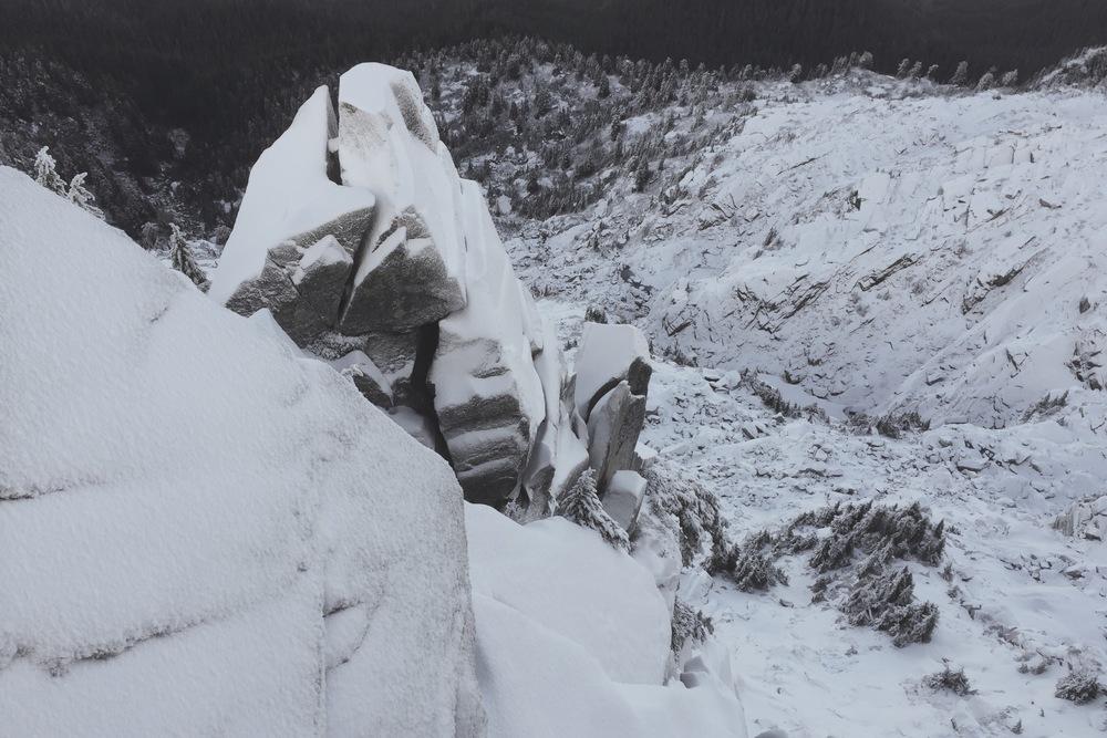 Mount Pilchuck, WA
