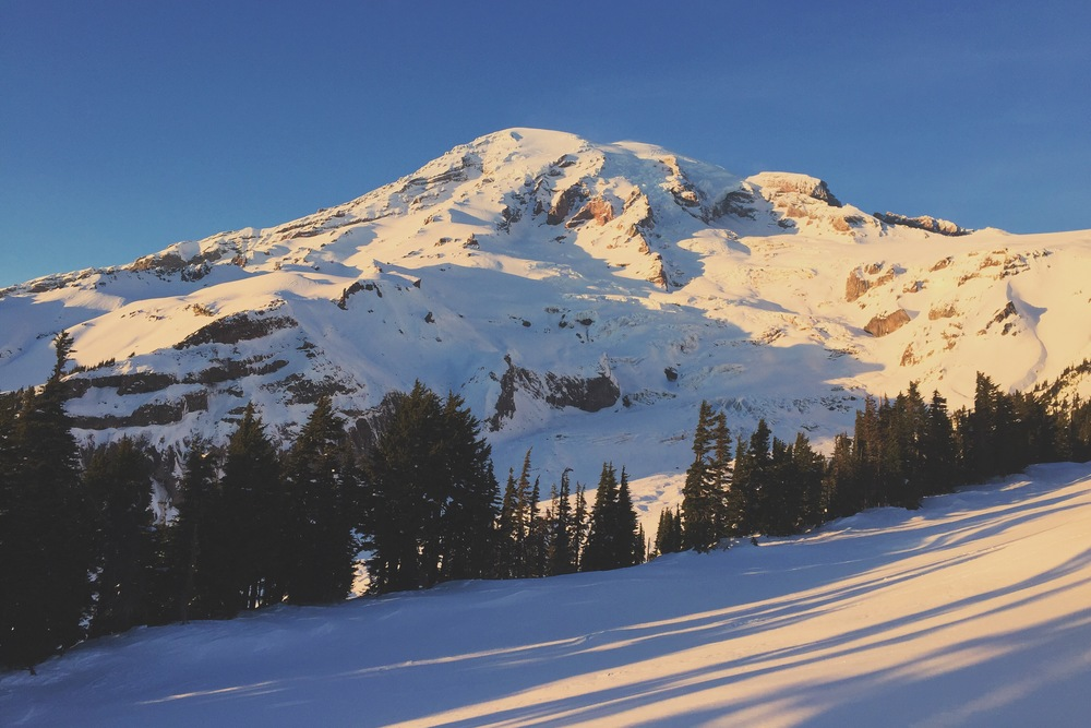 Mount Rainier Nat'l Park, WA