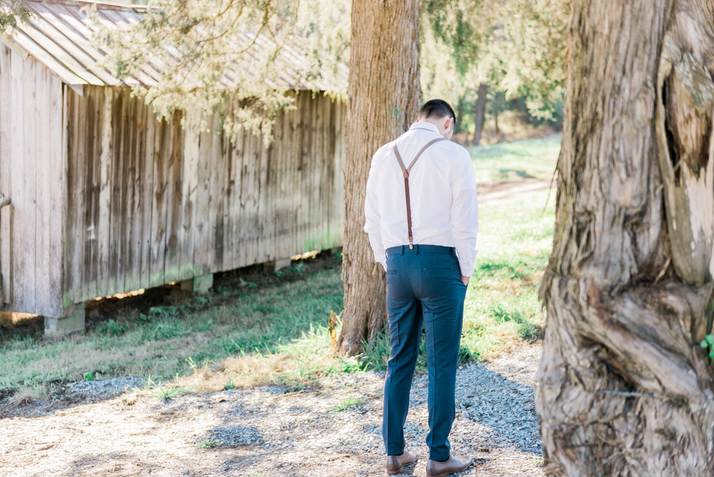 How to Shoot a Wedding and be in it | Lynchburg, Virginia | Kelsey & Nate | kelseyandnate.com