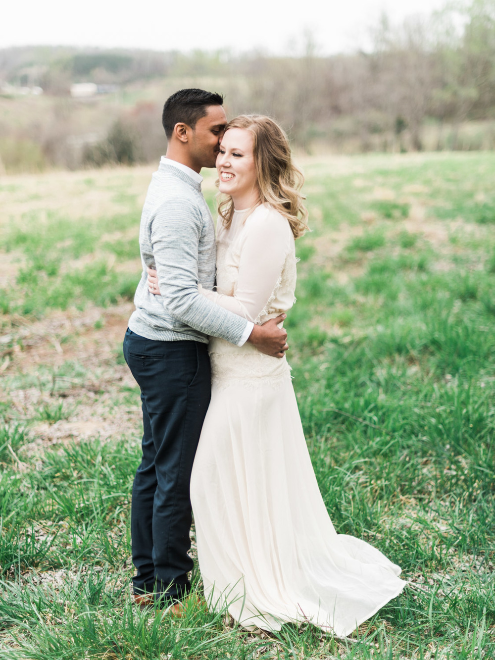 Charlottesville | Sweet Briar Engagement Photography | Classy Wedding Photos | Husband and Wife Team | Richmond, Charlottesville, Lynchburg | kelseyandnate.com