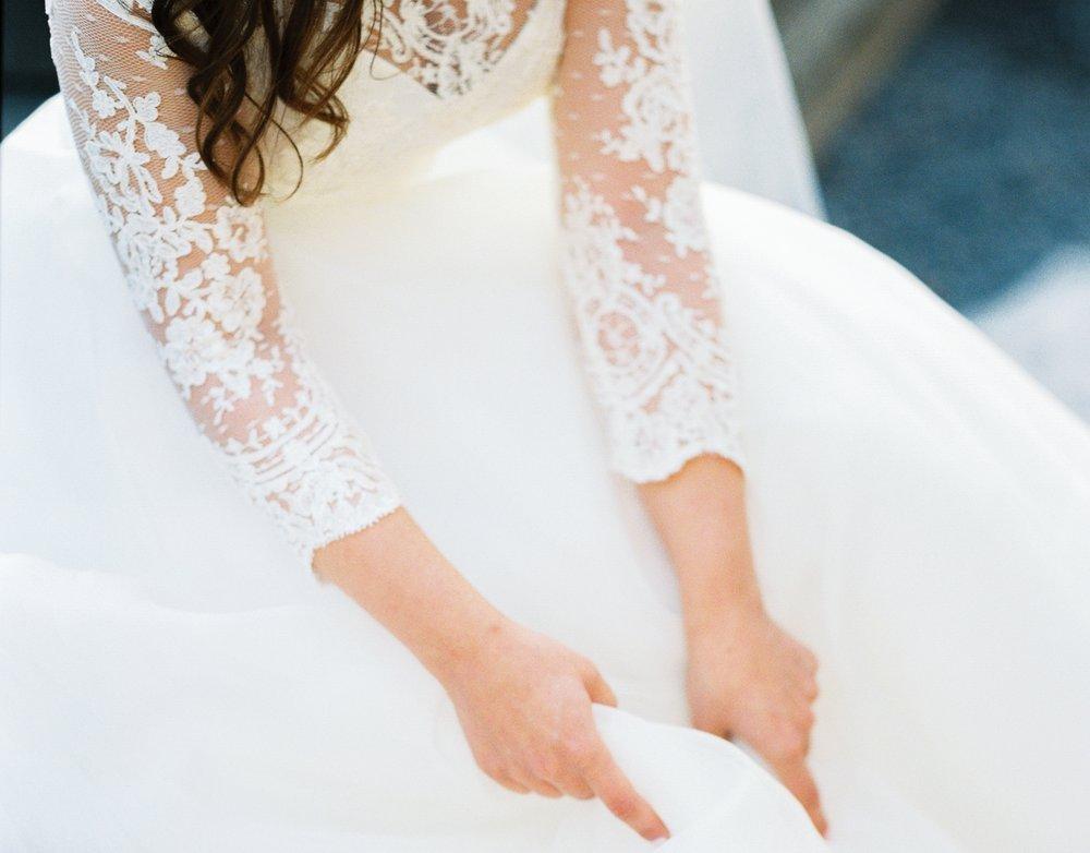 Timeless Southern Biltmore Bridal Session