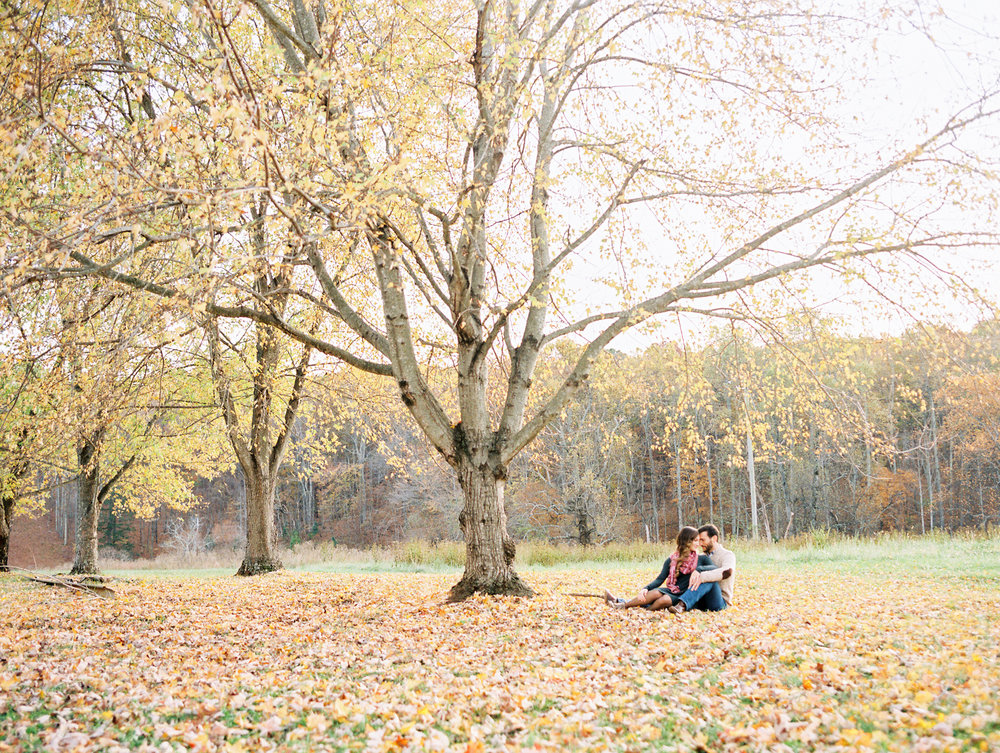 Virginia Fall Anniversary Session