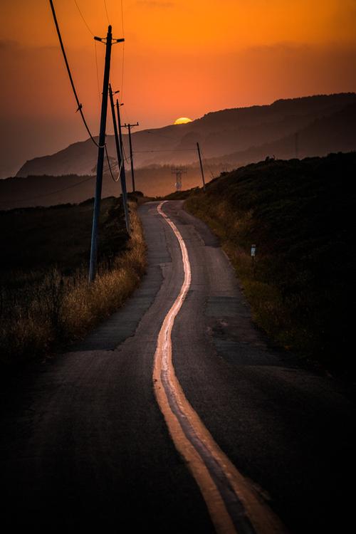 Road porn.