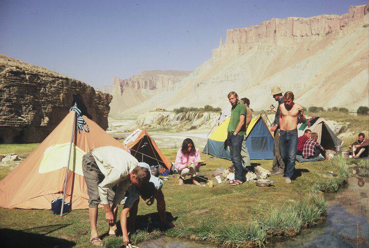 Fancy a camping holiday in Afghanistan? A really interesting collection of photos has surfaced from life in Afghanistan during the 60s and 70s before things got REALLY fucked up.