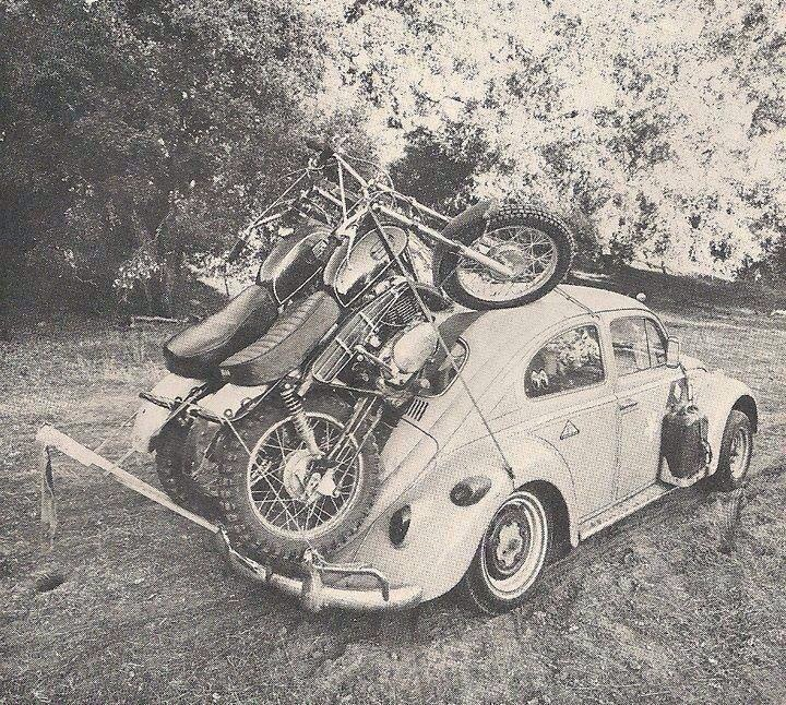 One way to lower a beetle.