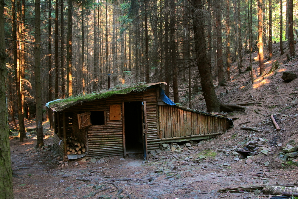 5* accommodation in Brdy Forest, Czech Republic.
