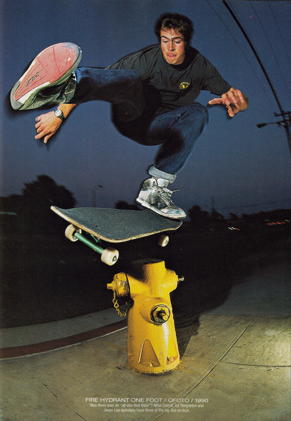 Jason Lee. Pop.