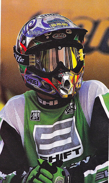 The late 90s was a golden era for Moto … and Fro always looked the bollocks.