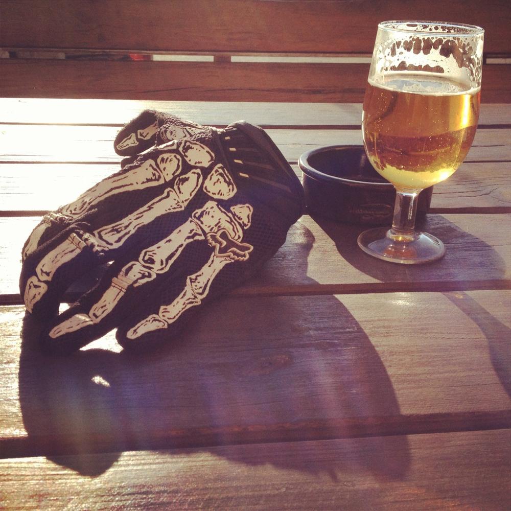 Beer stop + vitamin D