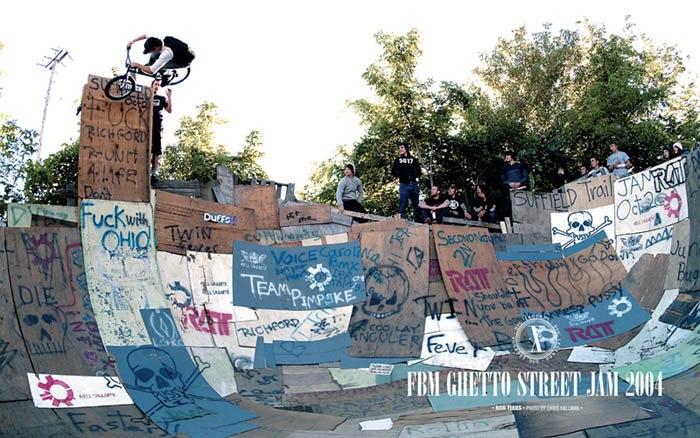 FBM Ghetto Jam 2004. Glory years!