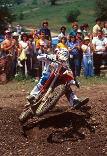 Johnny Omara tears this rut a new asshole in '83.