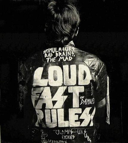 Loud fast rules.