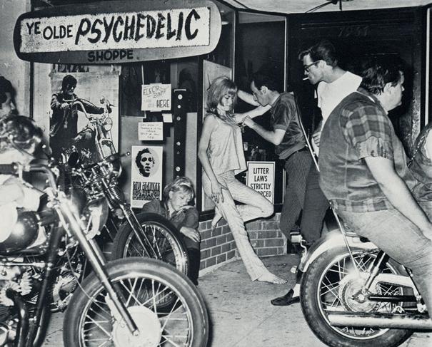 Ye Olde Psychedelic.