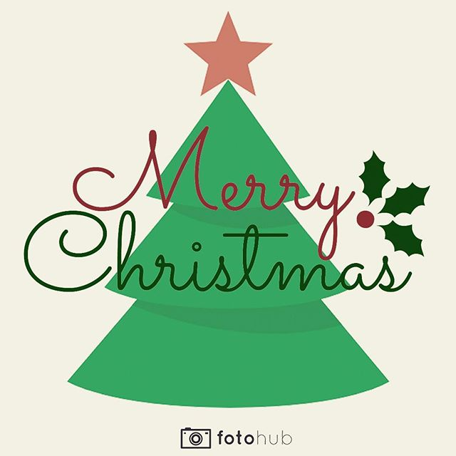 The @fotohubinc team would like to wish you and your family a very merry Christmas! Enjoy the day! #MerryChristmas #Fotohub