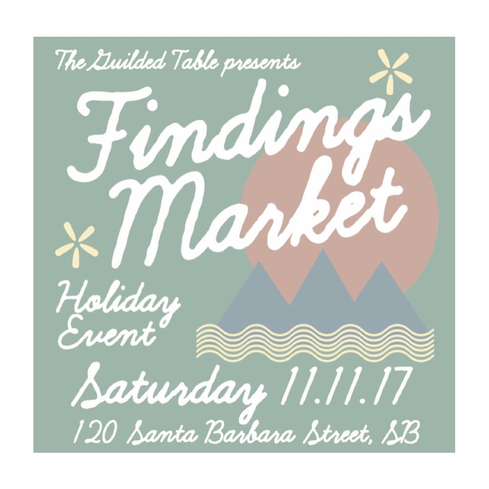 Findings Market Holiday Event | ERINFRED.com