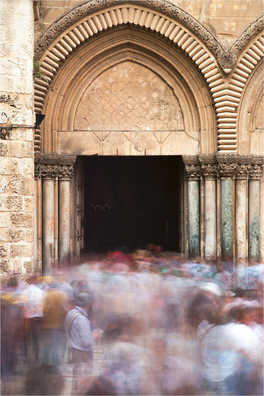 St Sepulcre, Jerusalem (2013)