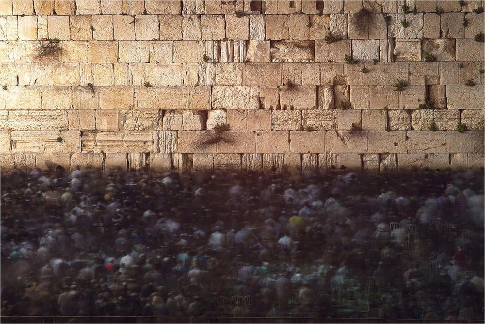 Western Wall, Jerusalem (2013)