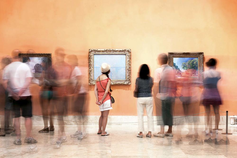 Monet, Thyssen-Bornemisza, Madrid (2012)