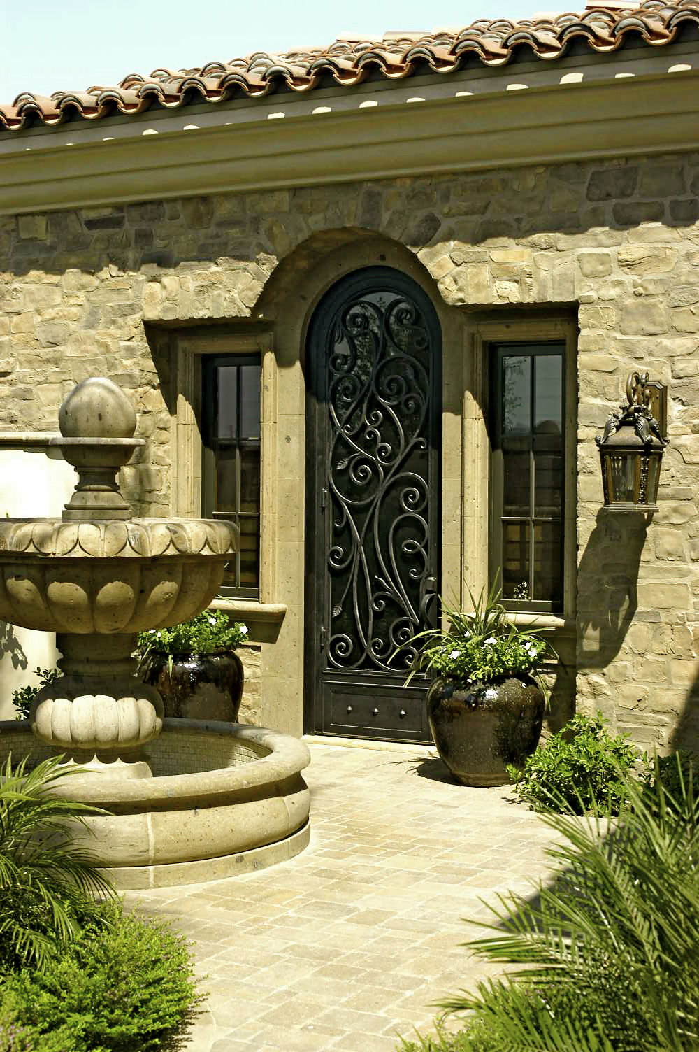 Fountains - Cantera Stone & Limestone Architectural Designs