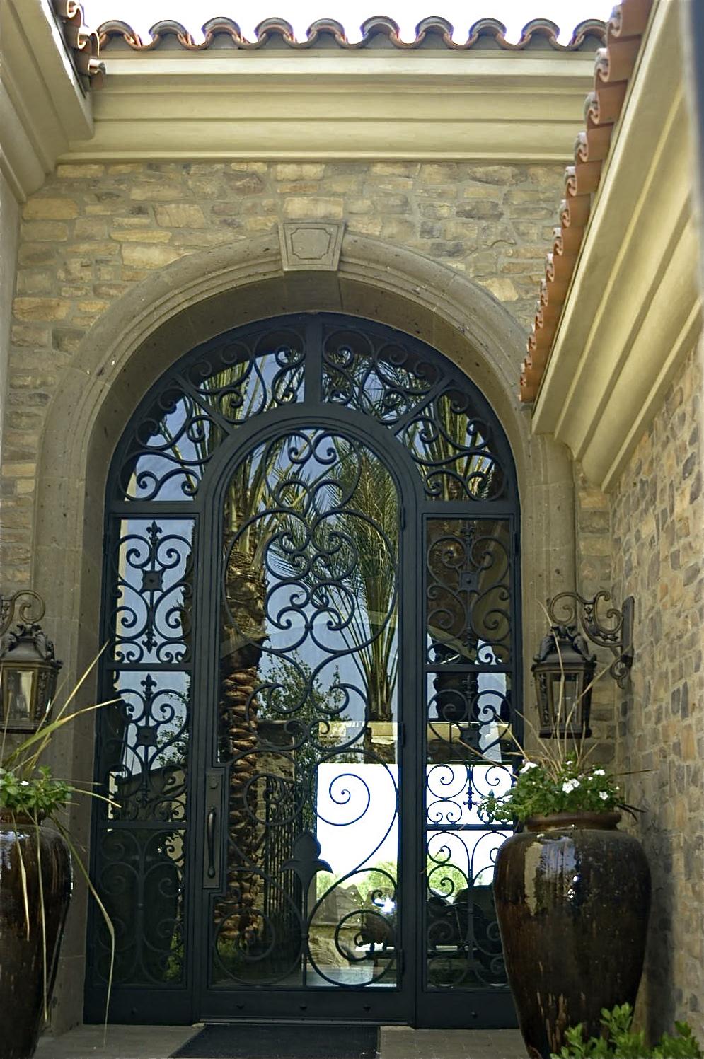Cantera Stone Arch Surround & Molding / Surrounds - Cantera Stone \u0026 Limestone Architectural Designs