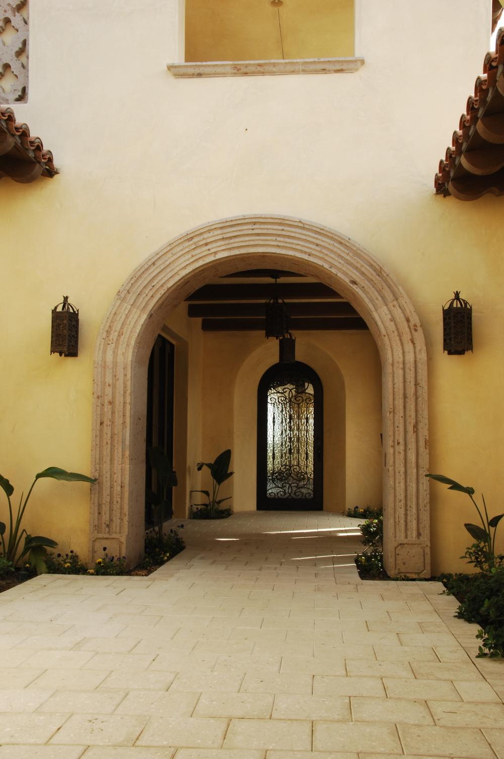Molding Surrounds Cantera Stone Limestone Architectural Designs