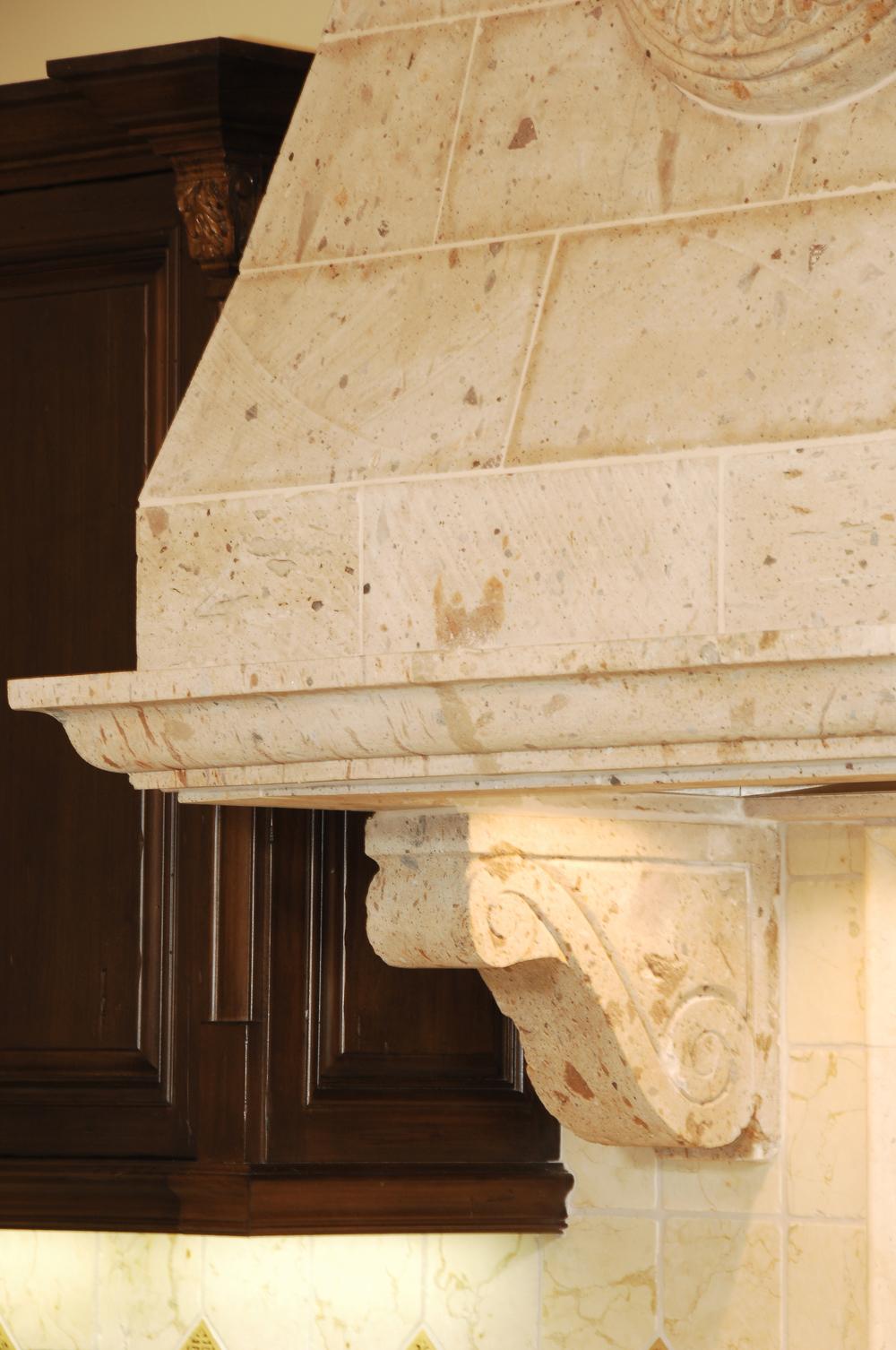Accents cantera stone limestone architectural designs for Stone accents