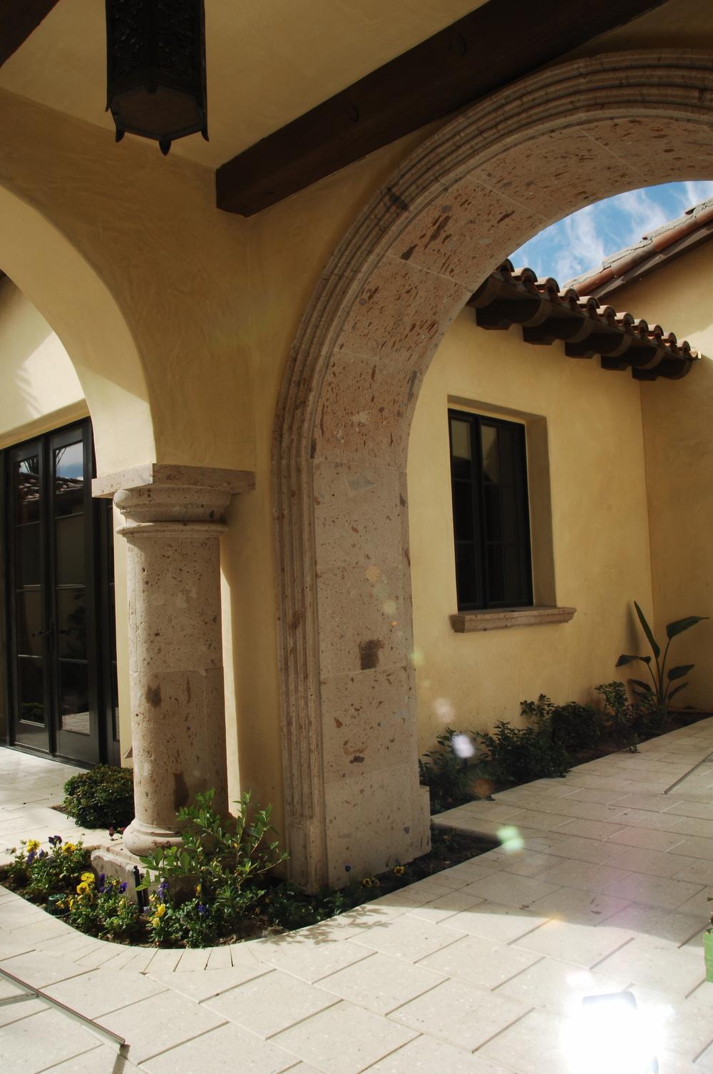 Columns Cantera Stone Amp Limestone Architectural Designs