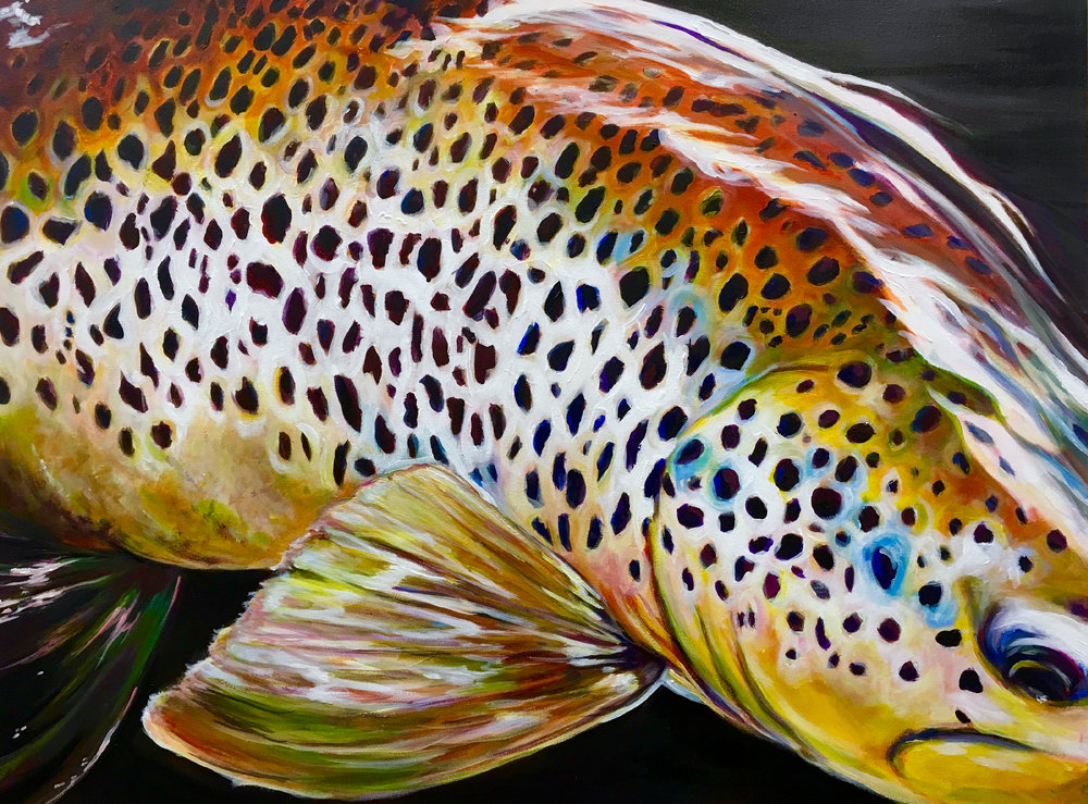 """Missouri River Brown"""